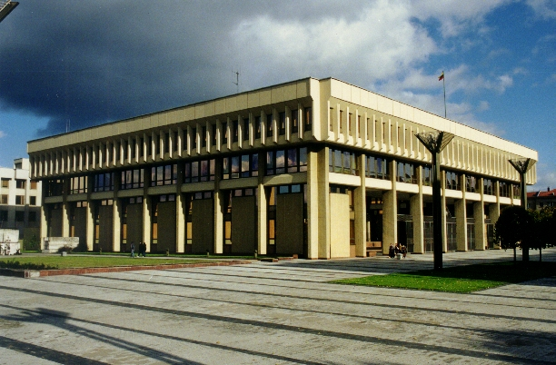 The Seimas of the Republic of Lithuania